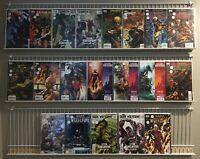 Dark Wolverine/FrakenCastle 17-20, 75-90 VF-NM Marvel (2009) -20 Comic Lot