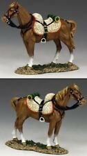 KING & COUNTRY AGE OF NAPOLEON NA307 STANDING HORSE MIB