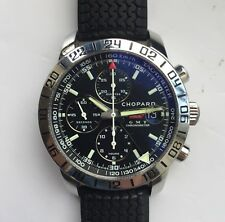 AUTHENTIC CHOPARD MILLE MIGLIA GMT CHRONOGRAPH AUTO 16/8992 8992 42MM  WATCH