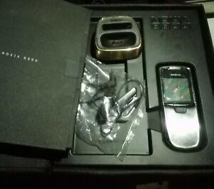 Nokia 8800 - Metallic (Unlocked)