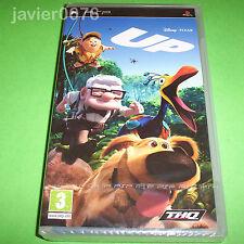 UP DISNEY PIXAR EL VIDEOJUEGO NUEVO Y PRECINTADO PAL ESPAÑA PLAYSTATION PSP