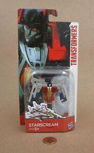 """New Hasbro Transformers 3"""" STARSCREAM  Decepticon 2 in 1 Action Figure"""