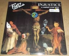 THE FARTZ - In Justice 15 Working Class Songs - Alternative Tentacles 279 SEALED
