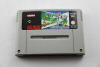 Jeu BUGS BUNNY RABBIT RAMPAGE pour Super Nintendo SNES version PAL