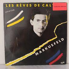 """Markusfeld – Les Rêves De Calypso (Vinyl, 12"""", Maxi 45 Tours)"""