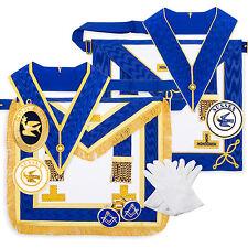 Artisanat Provincial Cuir D'Agneau Déshabiller & Robe Regalia Pack ( Bijou,Badge