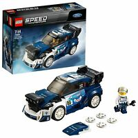 LEGO 75885 Speed Champions Ford Fiesta M-Sport WRC Rally Construction Toy Car