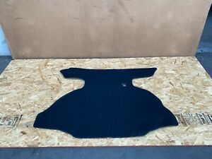 NISSAN 370Z COUPE 2009-2021 OEM TRUNK MAT CARPET OEM (BLACK)