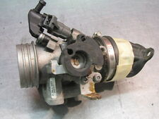 BMW F650CS SCARVER Throttle Bodie + Injector, Carb
