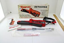 Snap On Low Amp Clamp Eeta 308a Test Probe Excellent Condition In Box