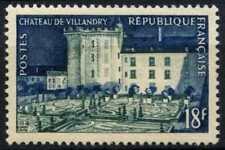 Francia 1954 SG#1221 #D64741 del Renacimiento jardines estampillada sin montar o nunca montada