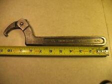 """New listing One Billings 1474 Usa Spanner Wrench 2"""" - 4 3/4""""See Pictures For More Inf Nice"""