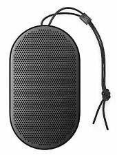 B&o BeoPlay P2 Bluetooth Black Speaker by Bang & Olufsen Portable
