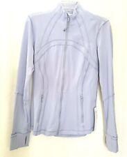 Lululemon Define Jacket Size 10 Berry Mist Dusty Purple BEMI New With Tags!