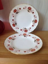 ROYAL CROWN DERBY 'Bali' Dinner Plate. Excellent Condition