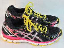 ASICS GT 2000 2 Running Shoes Women's Size 8.5 US Excellent Plus Condition Black