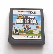 Nintendo DS Dsi Dsl 3DS 2DS Game ~ NEW SUPER MARIO BROS ~ 80 Fun Stages