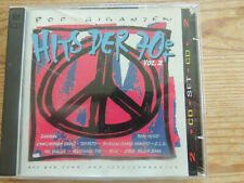 Doppel-CD-Sampler-Album:   Various – Pop Giganten - Hits Der 70er (1991)  2 CD