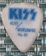 KISS - ACE FREHLEY 1996/1997 ALIVE WORLDWIDE TOUR CONCERT GUITAR PICK-MSG NYC!