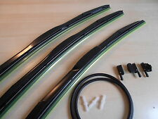 "HYMER Motorhome  Hybrid Wiper Blades and Washer Jets 21""x21""x21"" (3 set)"
