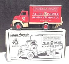 EASTWOOD Automobilia 1/34 SCALE 1953 FORD C-600 LIONEL TRAINS FORD PICK-UP Nos