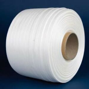 Pallet Strapping Woven Corded Polyester Banding 13mm X 350mtr