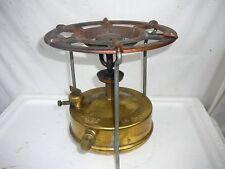 "Classic Brass ""Lanray No 1"" kerosene primus camp stove, made in Australia"