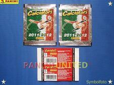 Panini★CALCIATORI 2011/2012★2x Tüte/packet/bustine/pochette, ungeöffnet
