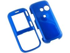 Dark Blue Snap On Hard Plastic Phone Protector Case Cover For LG Rumor2 LX265