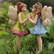 Miniature Andrea & Amanda  #107 Fairy Garden Dollhouse