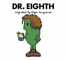 Doctor Who / Roger Hargreaves: Dr. Eighth by Adam Hargreaves (2017, Paperback)
