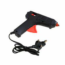 Hot Melt Mini Glue Gun Electric with 5 Adhesive Glue Sticks Hobby Craft DIY