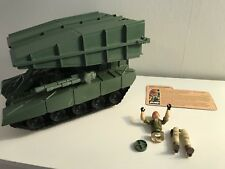 Vintage GI JOE Bridge Layer Hasbro incomplete