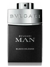 Bvlgari Man Black Cologne Eau De Toilette Spray. 3.4oz. (100ml). Pre Owned.
