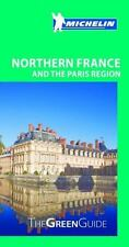 Michelin Green Guide Northern France and the Paris Region (Green Guide-ExLibrary