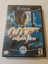 007: NightFire (Nintendo GameCube, 2002)Rough Shape Box. No Manual.  Plays Great
