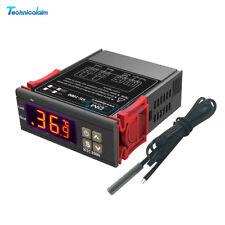 220V STC-1000 All-Purpose Temperature Controller Thermostat Aquarium w/Sensor