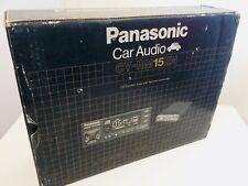 Panasonic Car Audio CY-RM15EN