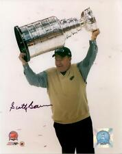 SCOTTY BOWMAN signed STANLEY CUP CHAMPS PHOTO! Red Wings Coach! 3000142 8X10
