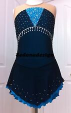 Custome Made Ice Skating Dress