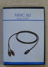 MMC-80 Music Cable for Samsung D500 E640 E730 E350 E600 E530 E800 E720 - NEW