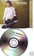 KYLE RIABKO What Did I get Myself TST PRESS PROMO CD