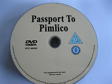 PASSPORT TO PIMLICO Starring Raymond Huntley, Hermione Baddeley {DVD}