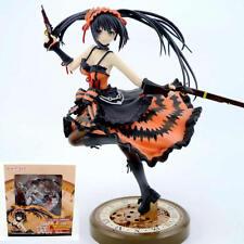 "Anime Date A Live 2 Kurumi Tokisaki Nightmare 1/8 PVC Statue 9"" Figure Toy Gift"