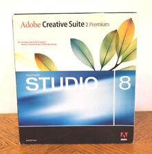 NIOB CIB Adobe Creative Suite CS2 Premium Web Bundle Macromedia Studio 8 Mac