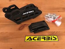 HONDA  CRF 450 X   2007-2018  ACERBIS CHAIN GUIDE  BLOCK BLACK  MX