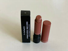 NEW! AUTHENTIC MAC LIPTENSITY LIPSTICK - DOE ( CREAMY NEUTRAL BROWN )