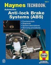 Haynes Automotive Anti-Lock Brake Systems [ABS] Manual TechBook (Haynes Repair M