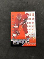 1997-98 PINNACLE EPIX BRENDAN SHANAHAN MOMENT ORANGE #E-16