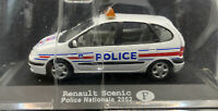 New-Ray Italia - 1:43 Renault Scenic French Police Nationale Sealed MIB